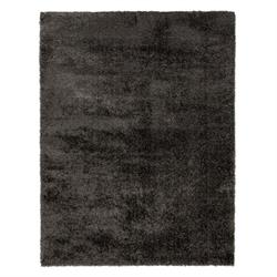 Flair Rugs Shaggy Velvet Charcoal i 120 x 170 cm
