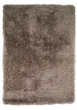 Flair Rugs Shaggy Santa Cruz Summertime Grey Mix i 120 x 170 cm