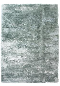 Flair Rugs Shaggy Serenity Duck egg i 120 x 170 cm