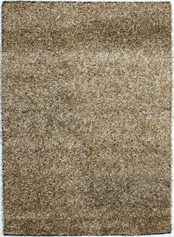Shaggy Deluxe moderne t�ppe i beige