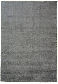 Flair Rugs Shaggy Sherwood Grey 120 x 170 cm