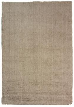 Flair Rugs Shaggy Sherwood natural i 120 x 170 cm