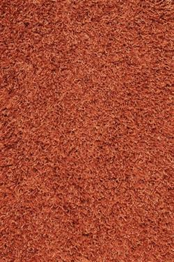 Ege Tæpper Soft Dreams Lux Speciel mål Terracotta col 0810930