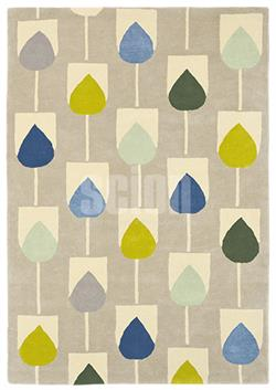 Scion Living Rugs Sula pacific i 140 x 200 cm