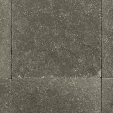 Tarkett Extra vinyl Tournai stone dark grey i 200 cm