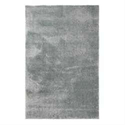 Flair Rugs Shaggy Velvet Duck egg i 120 x 170 cm